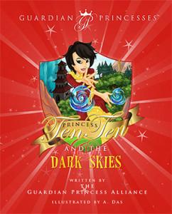 Princess Ten Ten and the Dark Skies